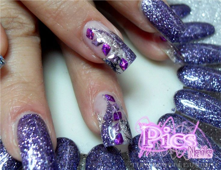 Polveri Glitter, Rombi, Flitter: decorazioni unghie professionali Pics Nails per un finish impeccabile e unico!