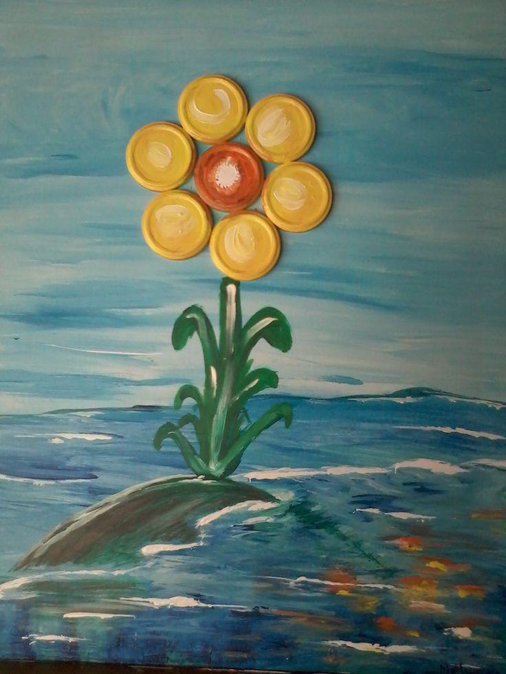 Pin en Pinturas en acrilico Naluz Nascsan