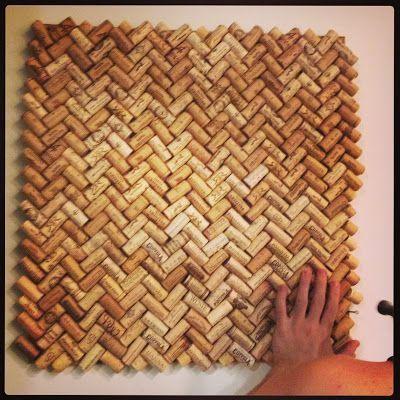 A girl meeting the world.: DIY: Cork board.