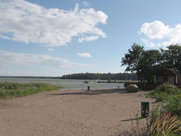 The Beaches of Espoo: Klobben |