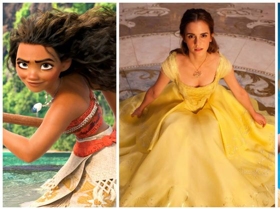 Are you much more of a Moana or Rapunzel than you ever were a Cinderella or Sleeping Beauty?