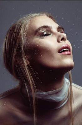 Photographer: Stine Monsen Model Kaspara/ Team models  Mua: Charlotte Wold