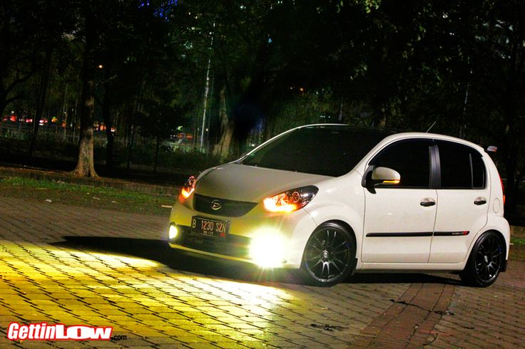 Daihatsu All New Sirion 2012