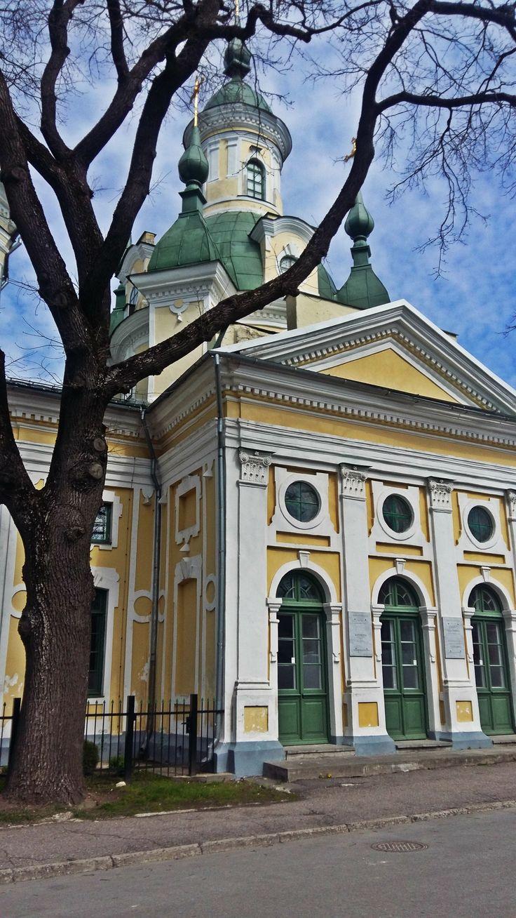 Cerkiew św. Katarzyny w Parnu