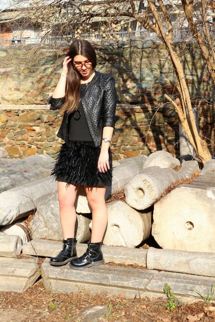 Lab of Style:   Sassy Black  