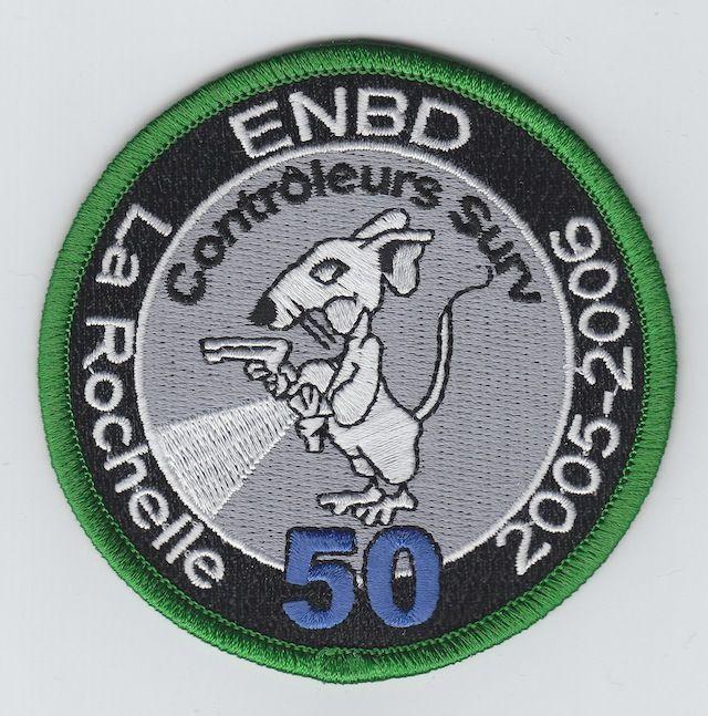 FR_018_Customs_School_La_Rochelle_No._50_Years_2005-2006
