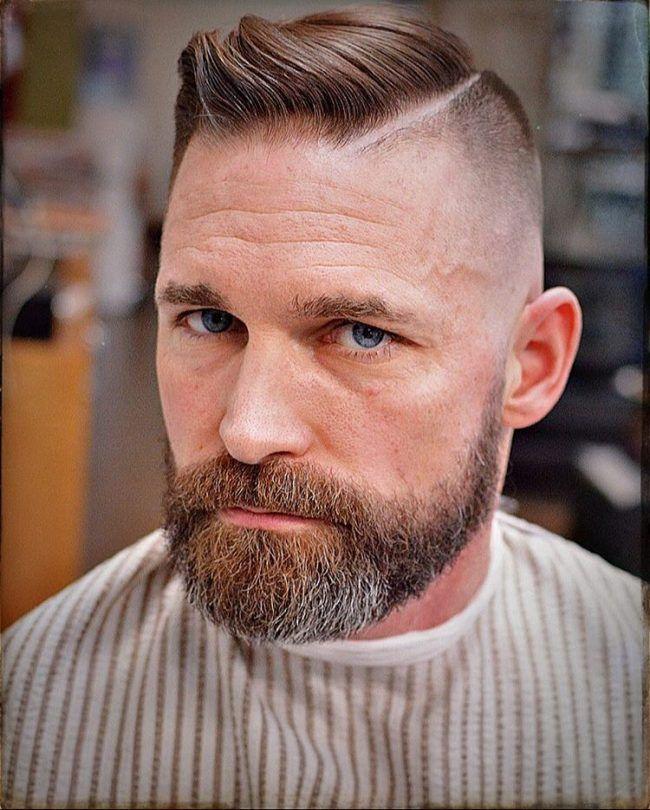 15 Wunderbare Frisuren Fur Glatze Manner Haircuts For Balding
