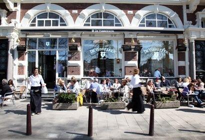 Amsterdam OOST || De Ysbreeker - Café Restaurant