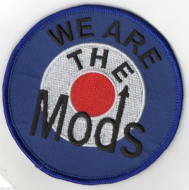 WE ARE THE MODS TARGET RAF PATCH 4 MA1 JACKET/PARKA/BAG/SCOOTER/LAMBRETTA/FLIGHT | eBay