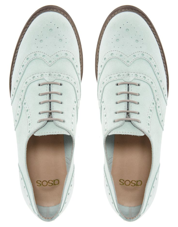 Cheap Black Oxford Shoes Pastel Blue