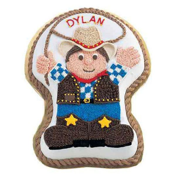 Rodeo Cake Images