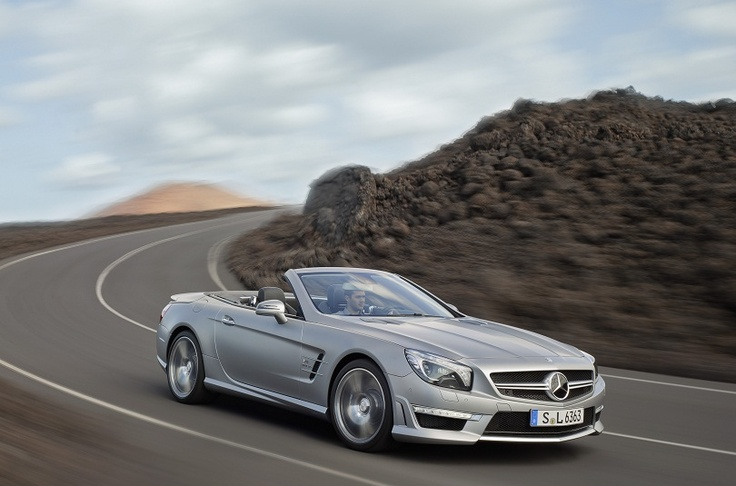 Mercedes-Benz SL 63 AMG    Join us at http://www.facebook.com/mercedesbenzmccarthy