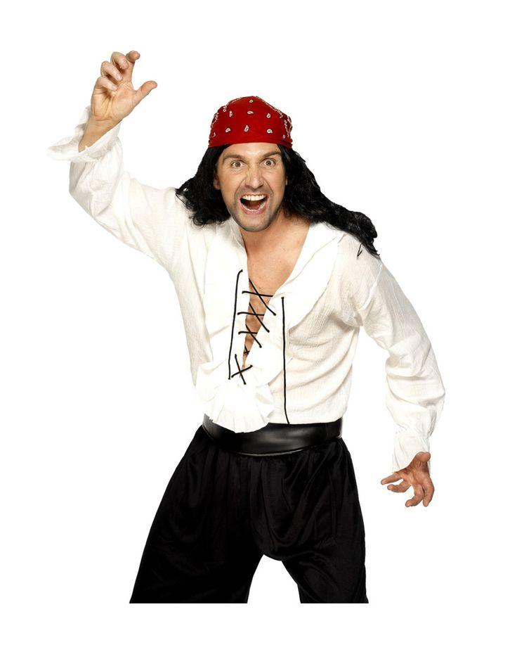 Bounty Piraten Hemd #Pirate #PirateCostume #FancyDress
