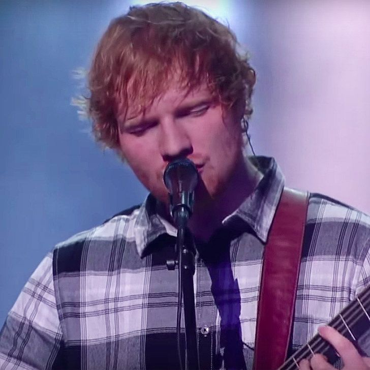 """Ed Sheeran Takes On the Loneliest Song in the World, """"Ain't No Sunshine"""""""