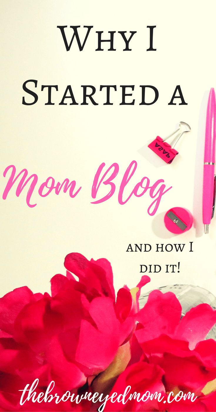 Why I Started a Mom Blog and how I did it with SiteGround!