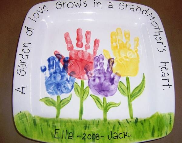 71 best images about hands everywhere on pinterest for Handprint ceramic plate ideas
