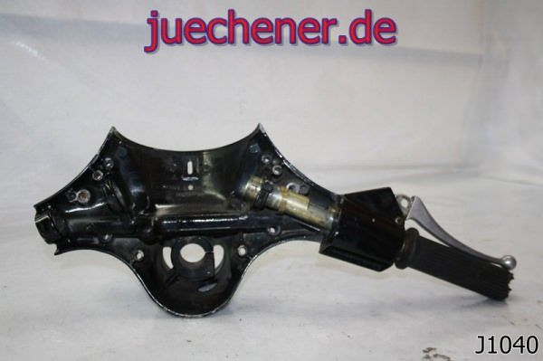 Vespa PX Lenker Lenkerunterteil schwarz Gasgriff  Check more at https://juechener.de/shop/ersatzteile-gebraucht/vespa-px-lenker-lenkerunterteil-schwarz-gasgriff/