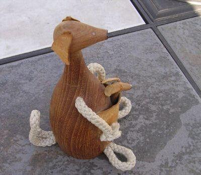 kangaroo design J. Bentsen voor Broste Denmark