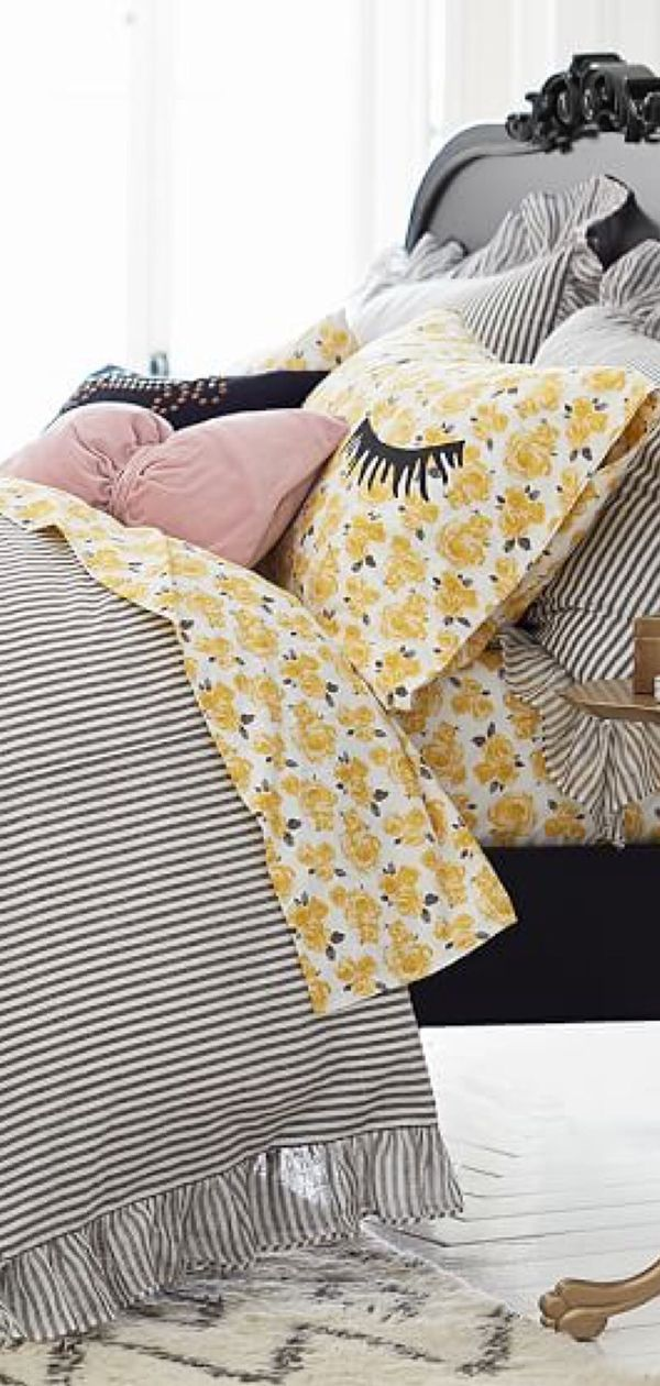 Tween Duvet Cover Bright Colorful Tween Bedding Bright Pillows Beige Bed Linen Duvet Covers