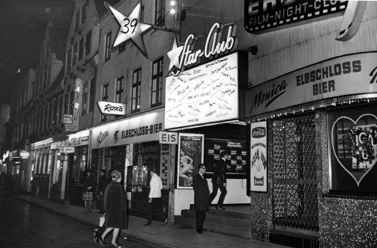 Der Eingang zum ehemaligen Star-Club