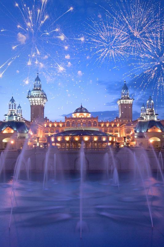 Meet Hyatt Regency Jing Jin City Resort and Spa, a luxurious conference resort located in Baodi, China.