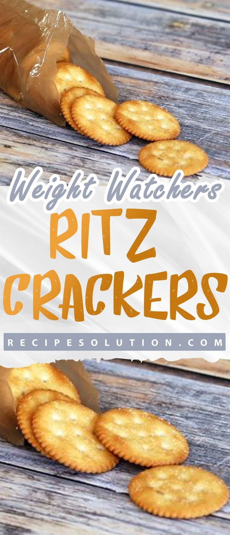 Ritz Crackers – Recipe Solution – #crackers #Recip…