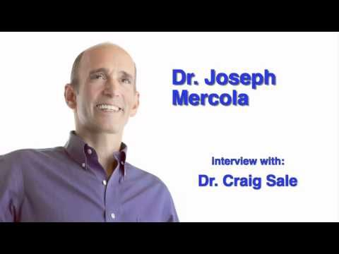 Dr. Mercola Interviews Dr. Craig Sale (Part 1 of 3) ....exercise and muscle soreness