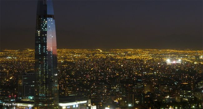 Gran Torre Santiago, Chile: The Tallest Building in South America | Chile Travel - May 28, 2013