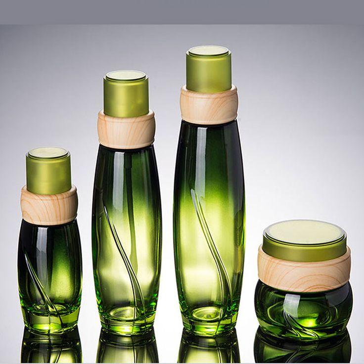 Cheap 40 ml 100 ml 120 ml 50 unids/lote verde botella de vidrio con tapa en forma de botellas de loción de la bomba de la bomba de prensa de madera para el embalaje de cosméticos, Compro Calidad Herramientas de cuidado para pies directamente de los surtidores de China: 40 ml 100 ml 120 ml 50 unids/lote verde botella de vidrio con tapa en forma de botellas de loción de la bomba de la bomba de prensa de madera para el embalaje de cosméticos