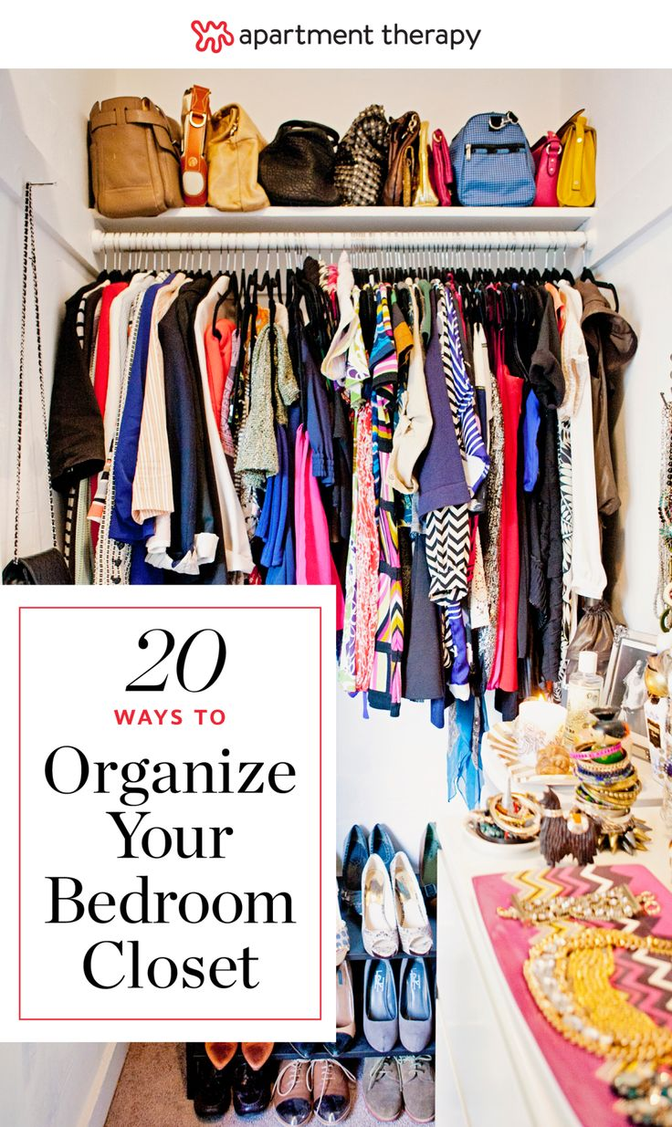 278 best closets clothes storage apartment therapy for Best way to organize your closet