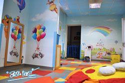 IRILLI MURALES dipinti murali decorazioni per camerette,asili,scuole