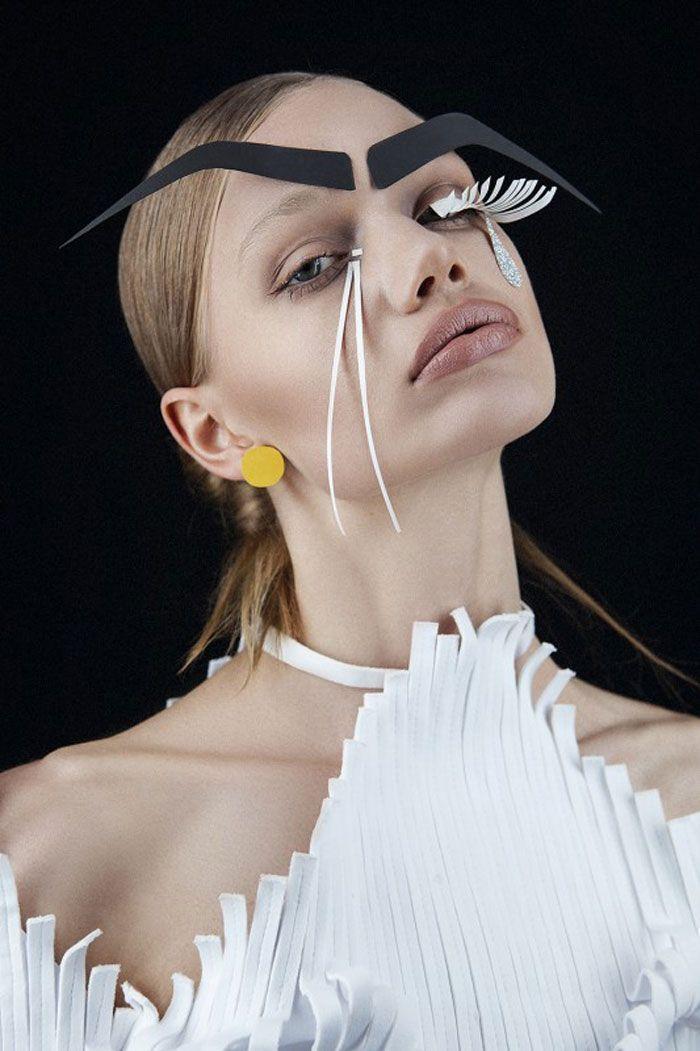Magazine: Hunger TV Makeup: Heidi North Photography: Tré & Elmaz Website: Model: Ellie Leith