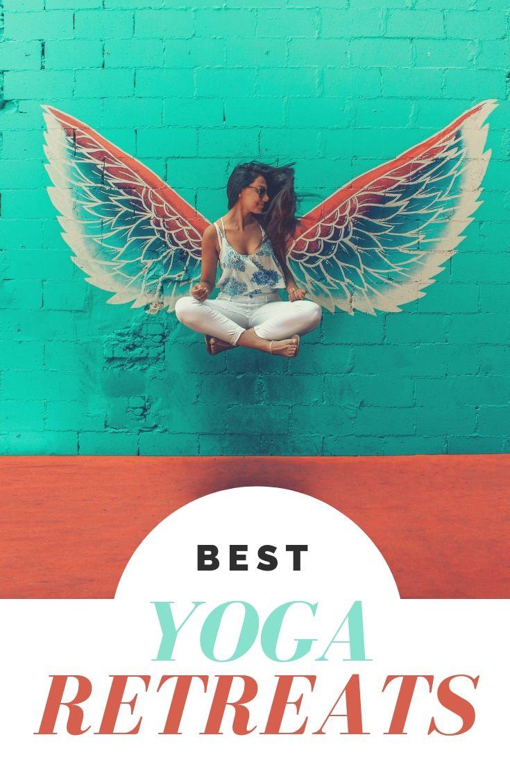 Top 6 Yoga Retreats around the world