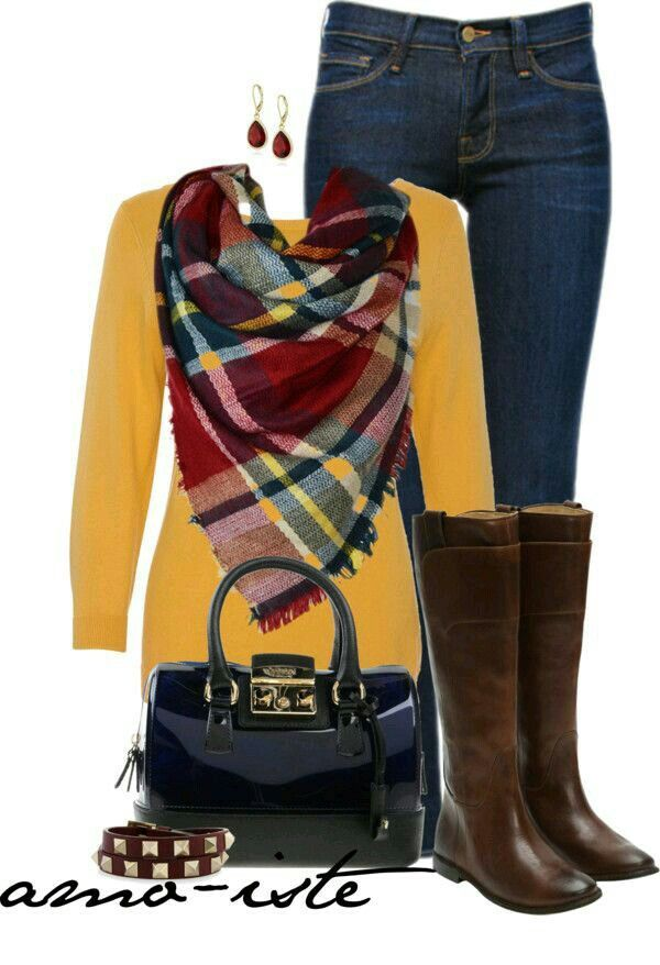Riding boots dark yellow top
