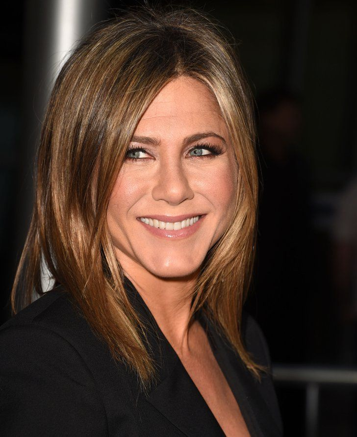 Pin for Later: Celebrities Reveal What They Were Really Like in High School Jennifer Aniston
