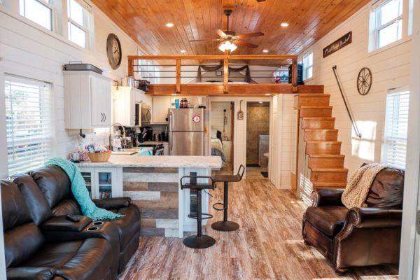 400 Sq Ft Tiny Home