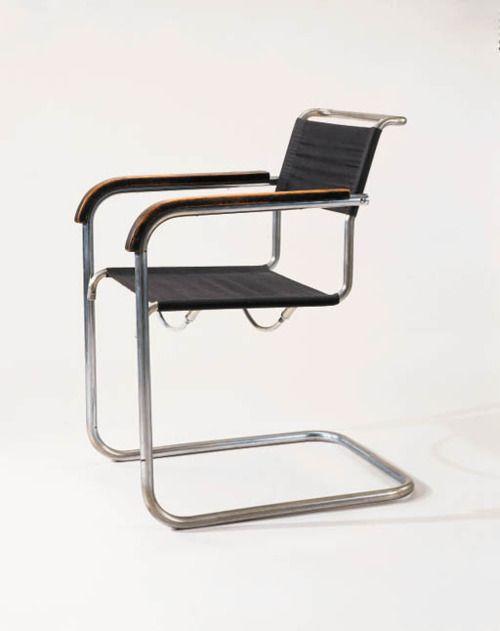 die besten 25 marcel breuer stuhl ideen auf pinterest. Black Bedroom Furniture Sets. Home Design Ideas