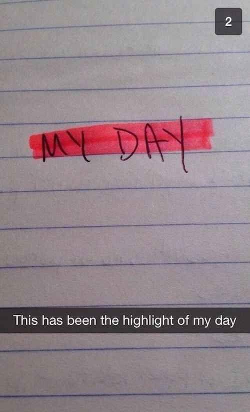 The highlight pun: