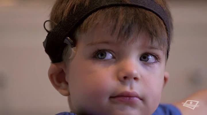 Un CPE pour les enfants sourds et malentendants