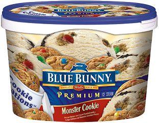 Rare $.75 Blue Bunny Ice Cream Printable Coupon