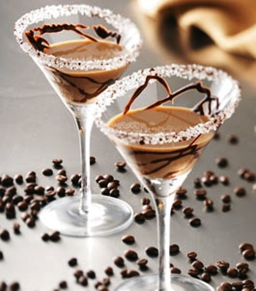 ☕ Coffee & Cream Martini ☕