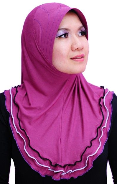 Modern Hijab Styles Fashion for Women's 2015 http://clothingpk.blogspot.com/2015/07/modern-hijab-styles-fashion-2015.html