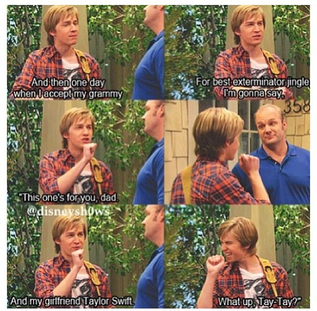 Hahahaha. Good luck charlie