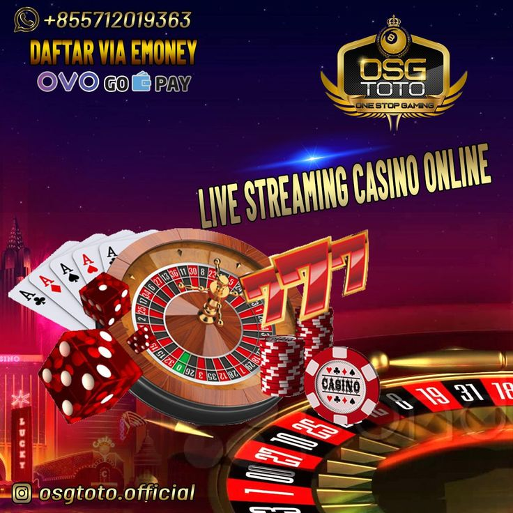 OSGTOTO🎊 LIVE ROULETTE‼️ - WITHDRAW 50K💰 ‼️