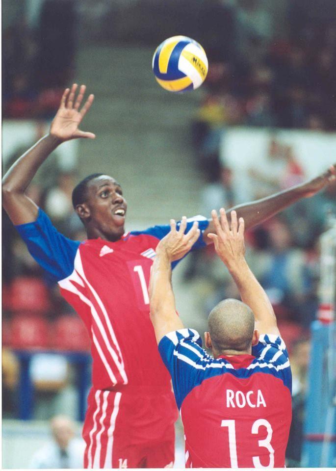 voleibol: MEJORES JUGADORES DE VOLEIBOL