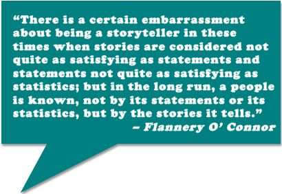 Flannery O'ConnorQuote