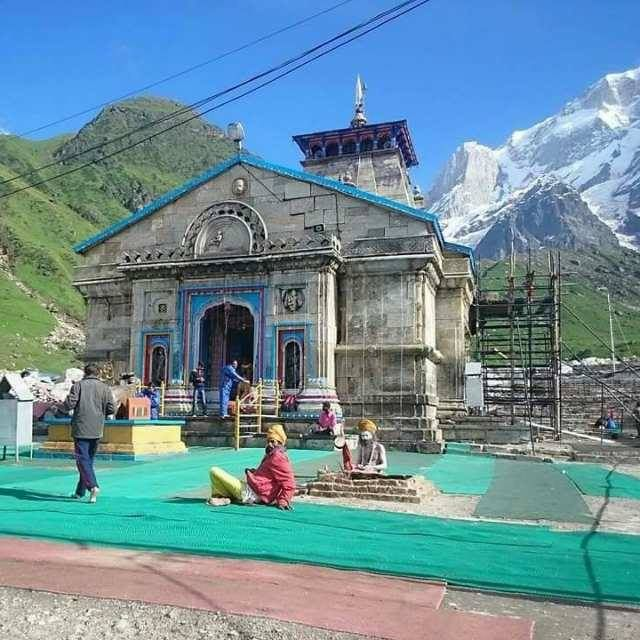 Kedarnath Temple is a Hindu temple dedicated to god Shiva. It is on the Garhwal Himalayan range near the Mandakini river in Kedarnath, Uttarakhand in India. read more about this historical place.