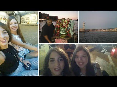 Πήγαμε και luna park - Vlog από Χανία,παλιά πόλη... Ι Mirtoolini - YouTube