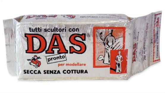 """Polvere di amianto trovata nella pasta """"Das"""" usata dai bambini"""
