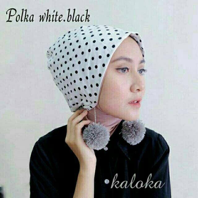Instant turban, turban hijab, beanie, chemo hat